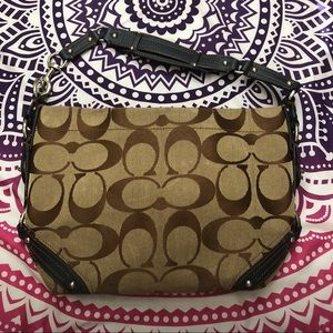 Handbags - Tan Satchel 14""